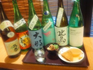 梅田日本酒